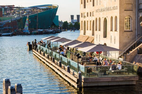 scheepvaartmuseum eten en borrel tijdens event