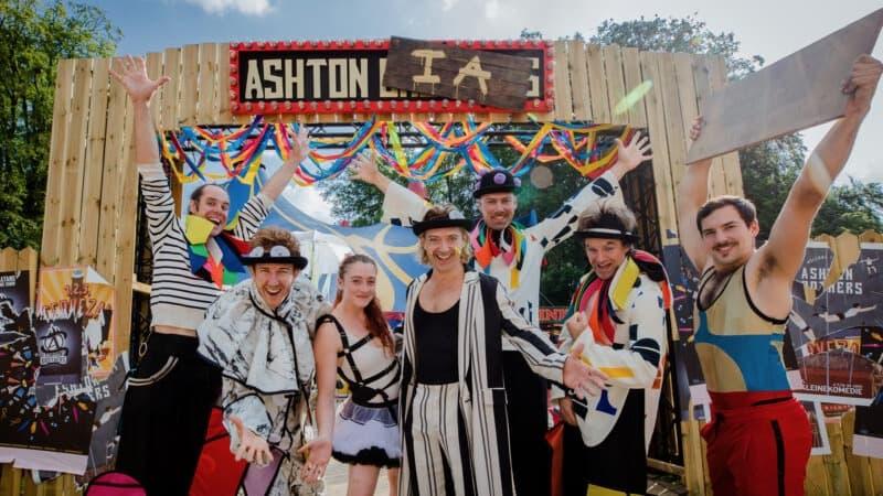 Ashton Brothers tijdens Ashtonia (Photo Floris Heuer)