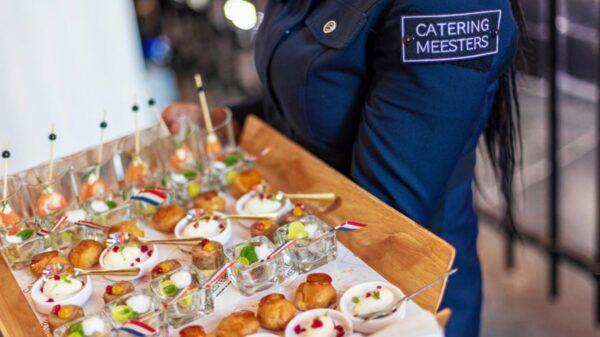Catering Meesters hapjes bij Museon