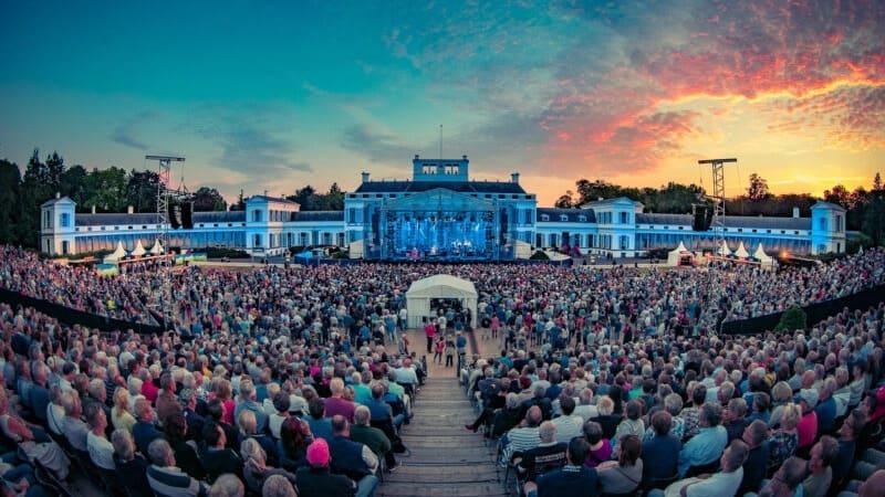 Royal Park live overview op podium (Nathan Reinds)
