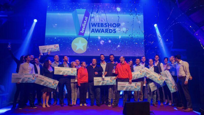 Beslist.nl webshop awards - JuDid