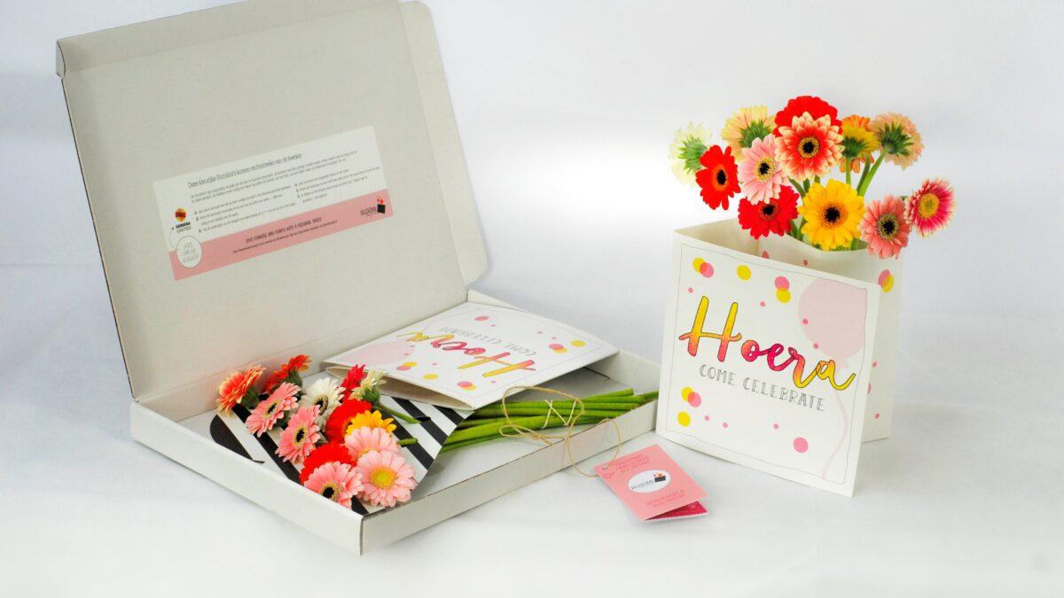 Bloomincard bloemenpost