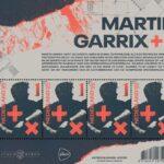 Martin Garrix postzegel PostNL