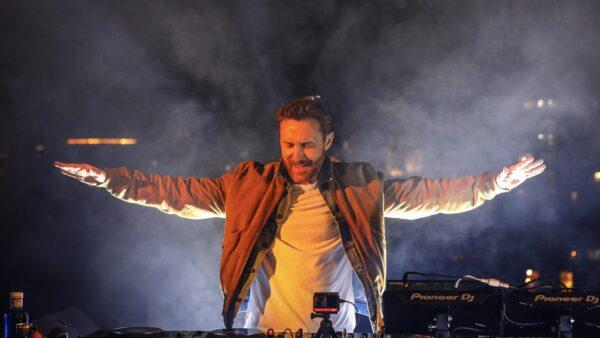 David Guetta tijdens AMF - Rutger Geerling