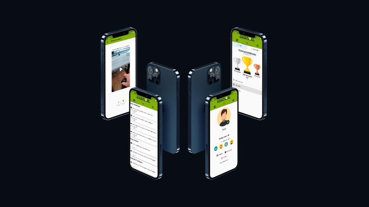 zes telefoons - Edgeplore