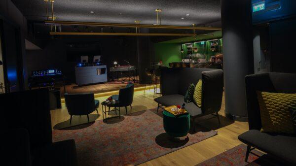 OBSIDIAN_AMSTERDAM Eden hotel opnamestudio