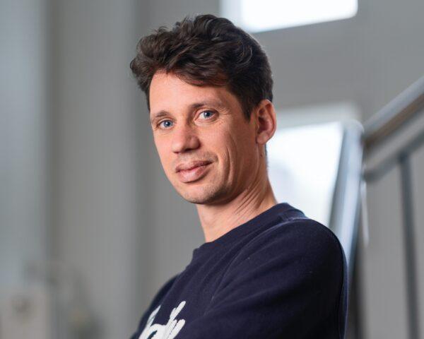 Paul-Vetter-Strategisch-beleidscoordinator-Kennis-en-Innovatie-van-het-ministerie-van-Economische-Zaken-en-Klimaat (Foto: Olivier Middendorp)