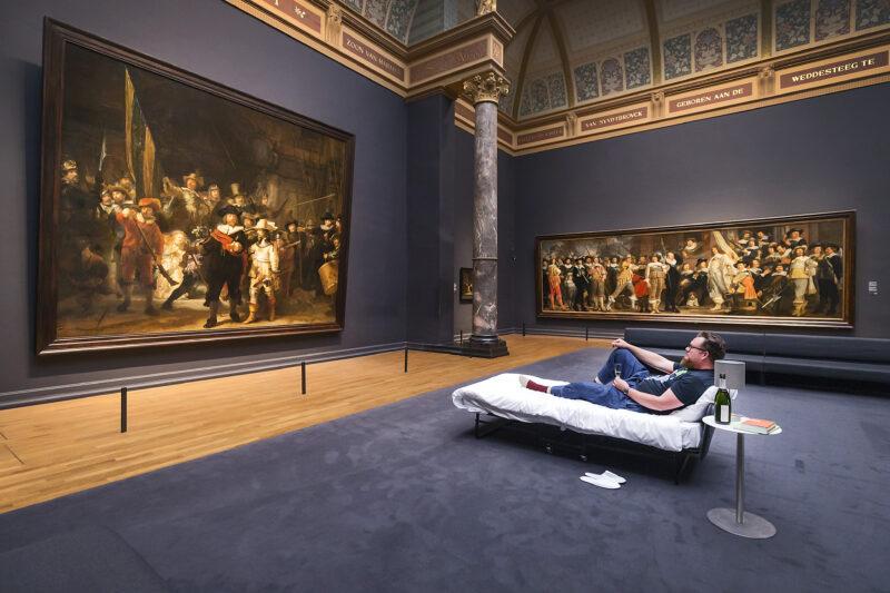 Rijksmuseum tienmiljoenste bezoeker – Rijksmuseum