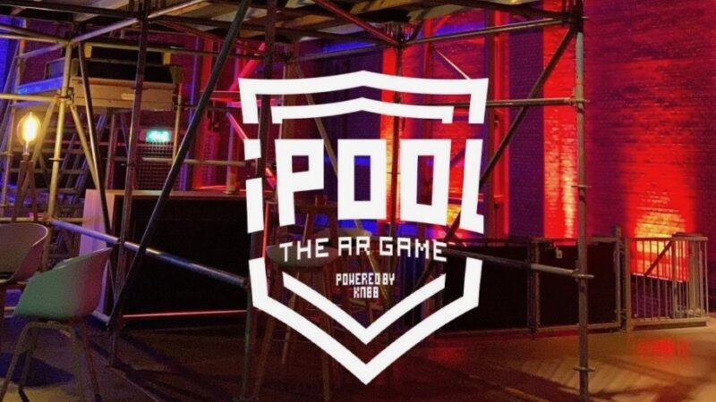 iPool the AR game logo