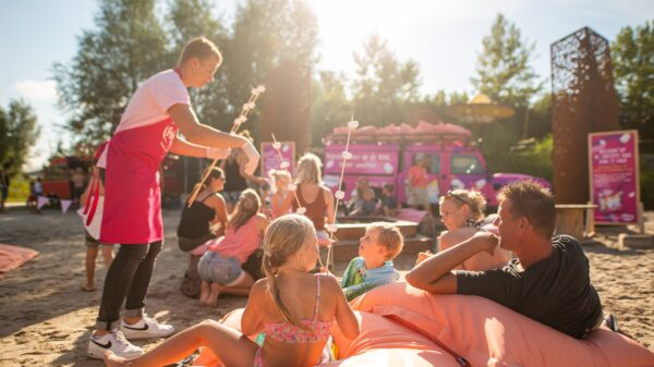 Catering op strand - Chase - Marco Scheurink