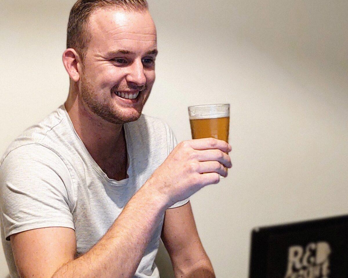 Ctaste blinde bierproeverij