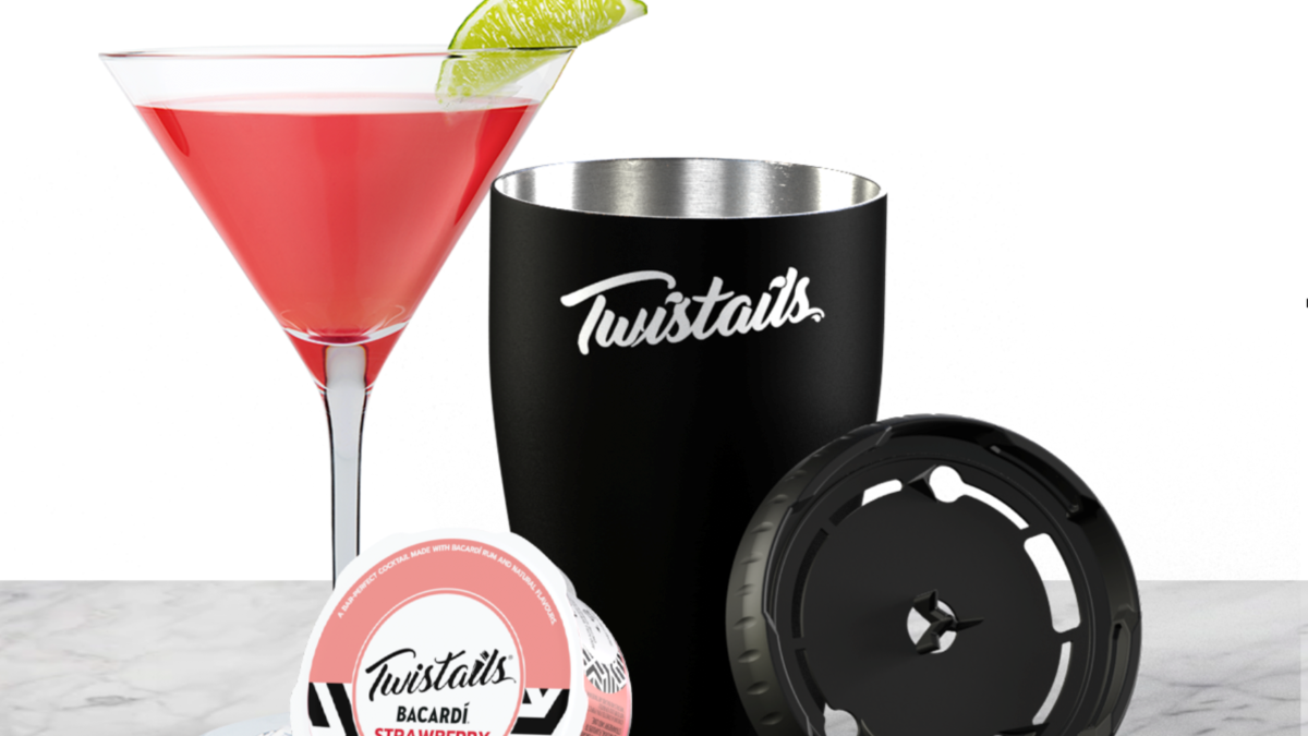 Twistails cocktail
