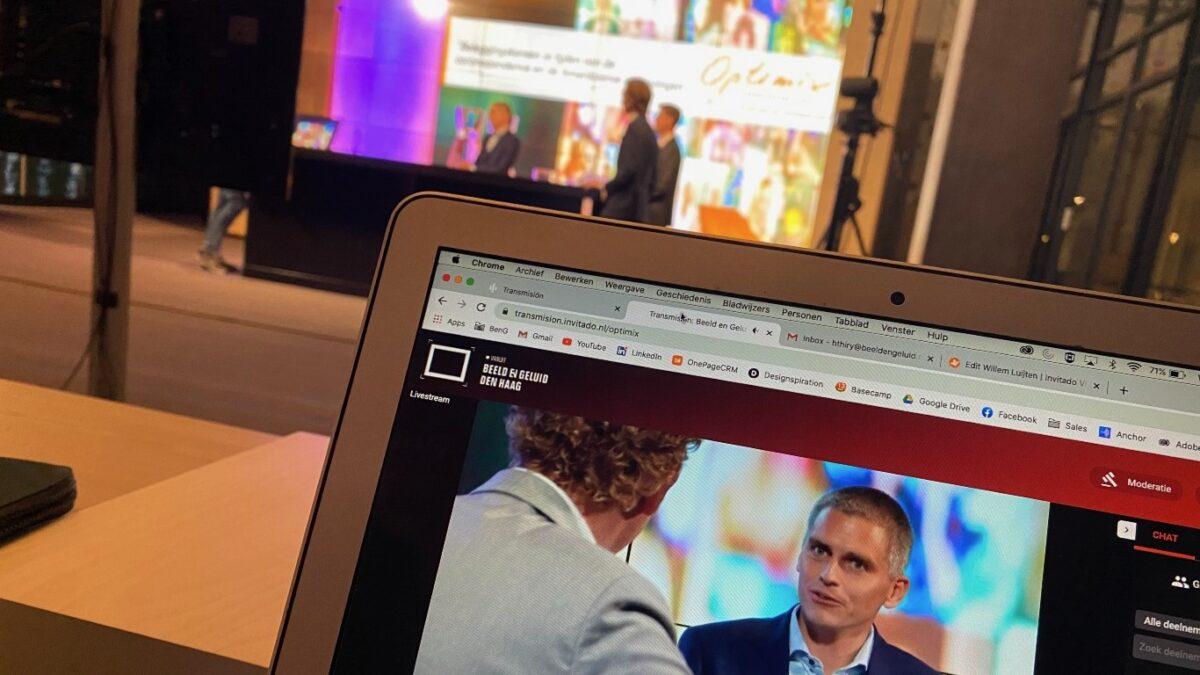 Beeld en Geluid Den Haag livestream Invitado