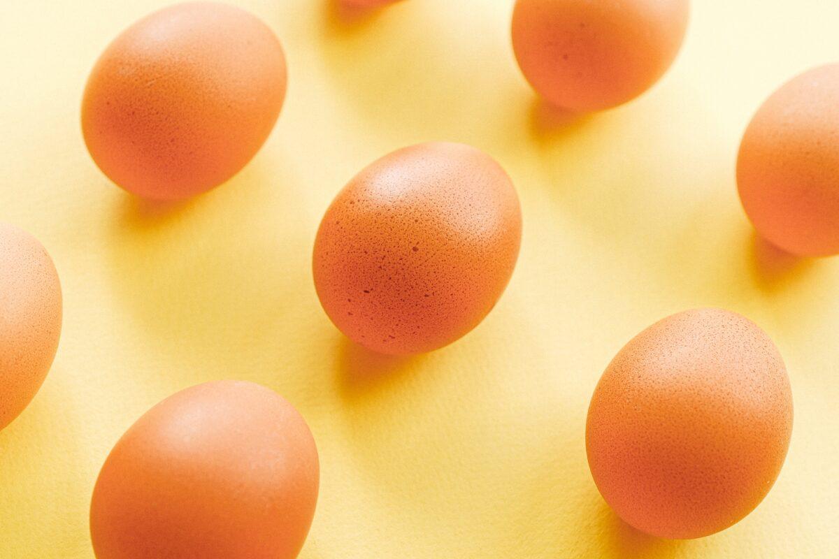 Eieren Pasen