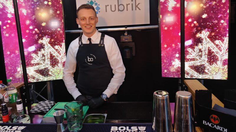 B11 en Barcompany online cocktailworkshop voor Rubrik