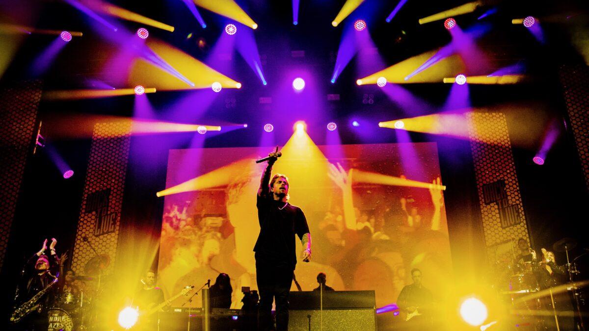 Fieldlab Evenementen Back to Live concert Andre Hazes