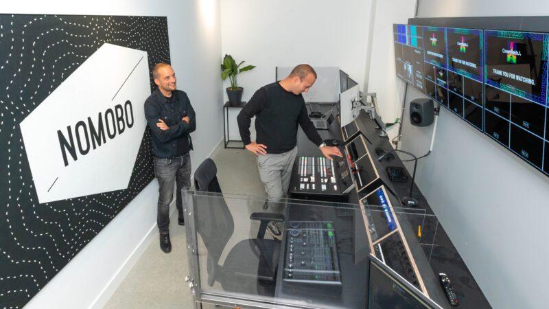 Nomobo Studio remote control room
