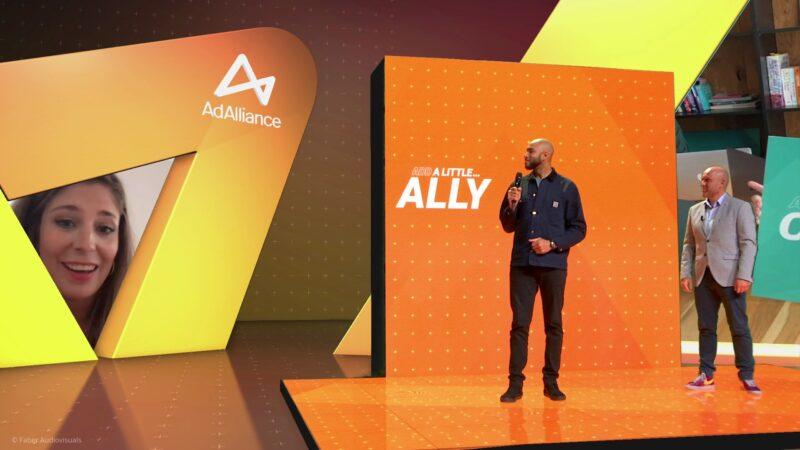 Ad Alliance virtual event van effectgroep