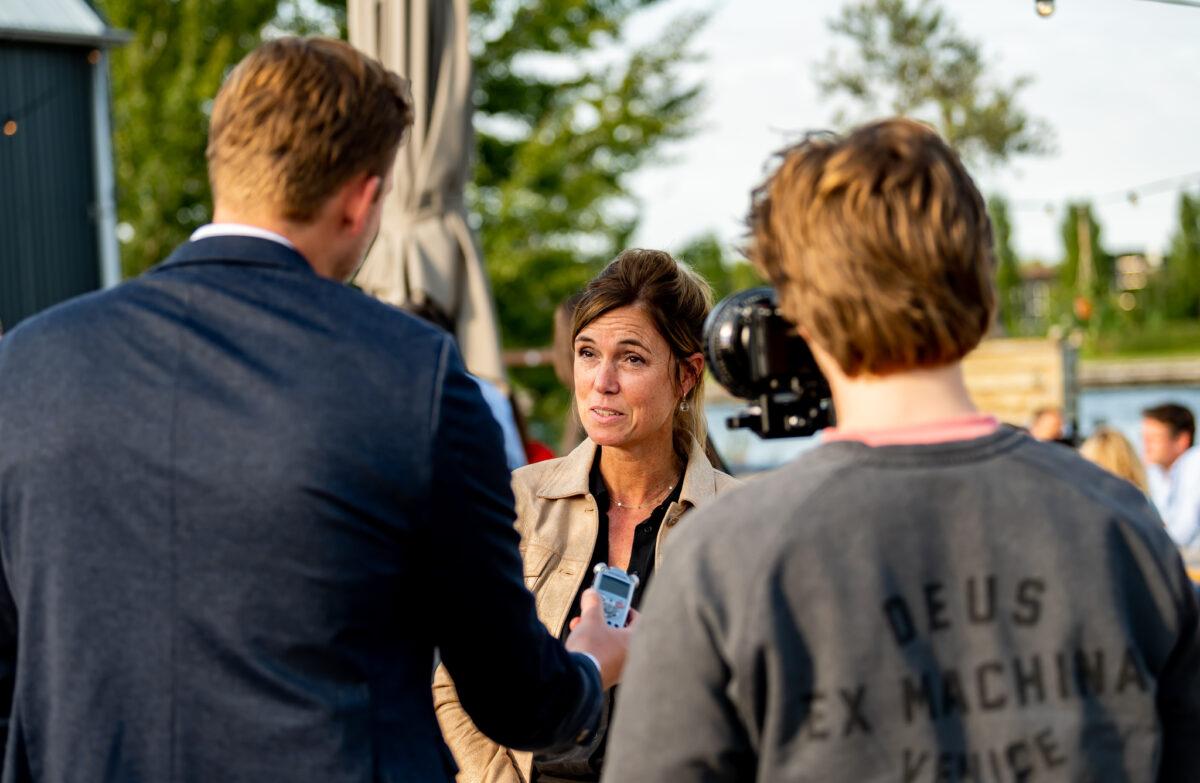 Obsession interview onderzoek (foto - Nico Alsemgeest)