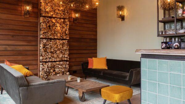 Orangerie Landgoed Te Werve vergaderzaal diner borrel