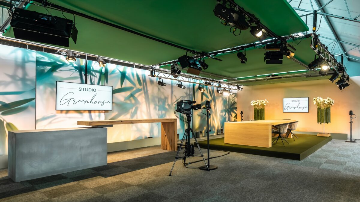 Studio Greenhouse - Online Event Studio - Event Inspiration