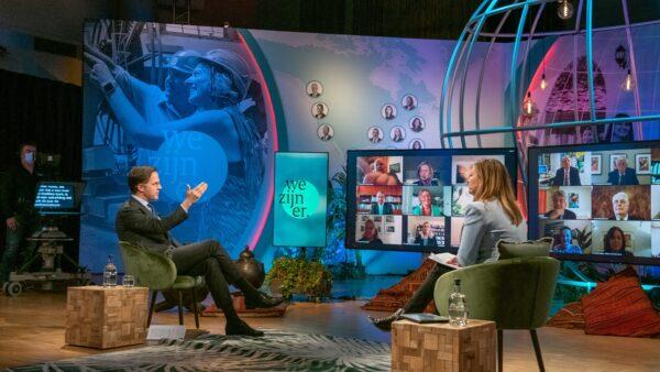 Dit viertal organiseert ' de olympische spelen van de virtual events '