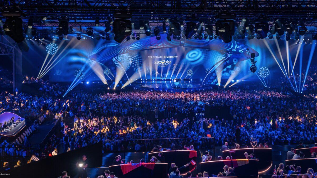 Decor Unbranded Songfestival Kiev 2017