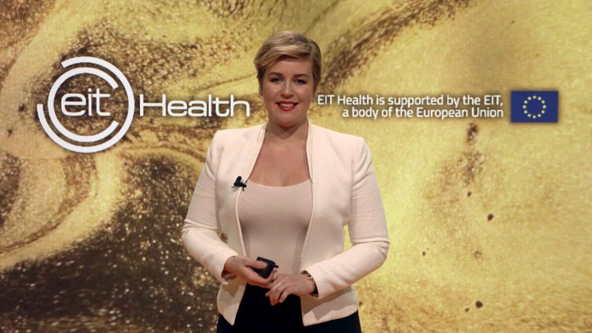 EIT Health Summit_presentatrice Faber