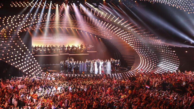 Eurovisie Songfestival Wenen 2015 - Decor Unbranded
