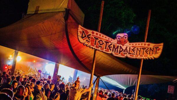 Manana Manana festival totempalentent
