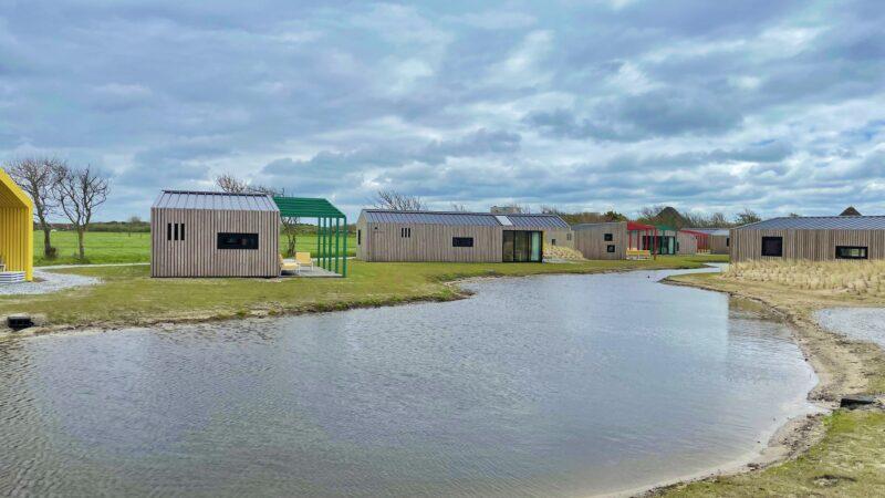 Nieuw duurzaam Qurios park is geschikt voor kleine teammeetings - huisjes bij het water - Roompot