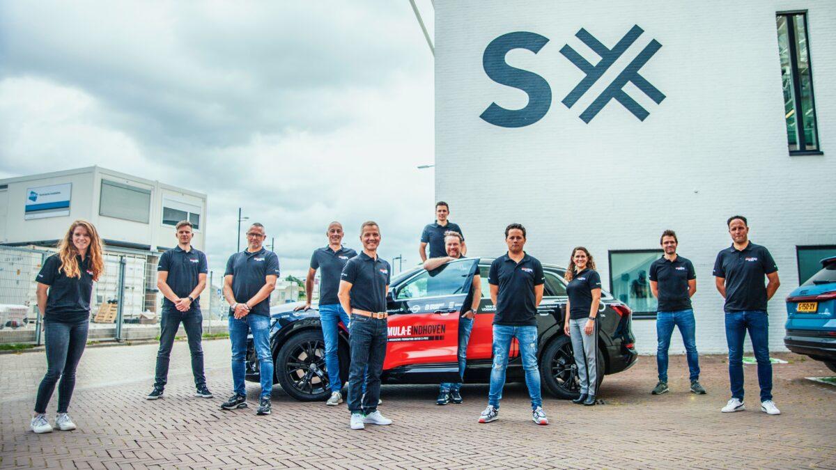 2020_Formula E Eindhoven_Winning Bid Team_A