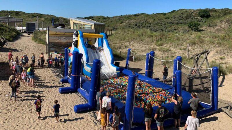 Ballenbak Productions - ballenbak voor fun op strand