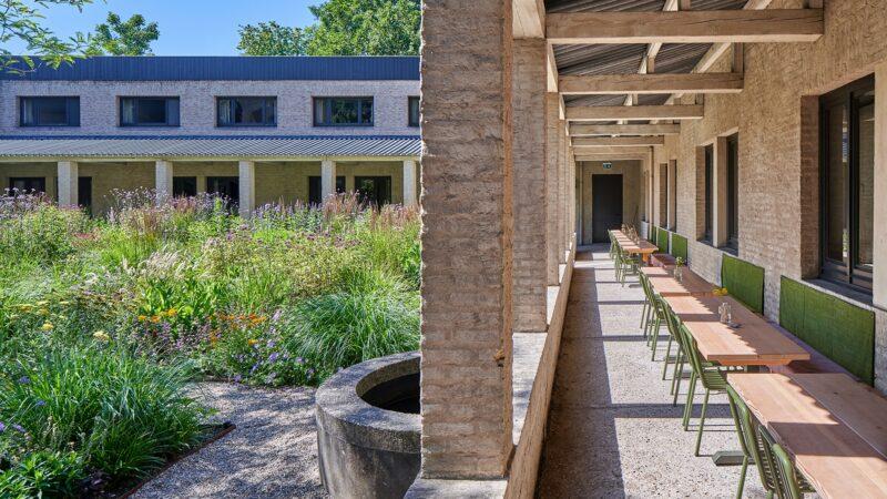 Binnentuin Buitenplaats Doornburgh - Ronald Tilleman