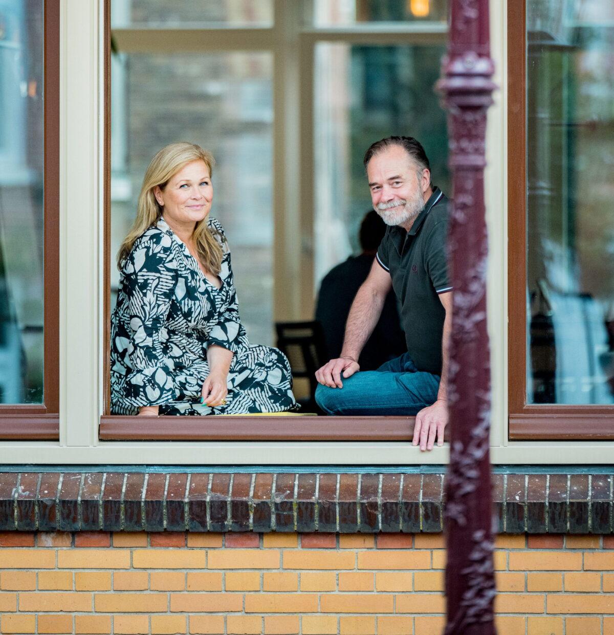 Christine van Dalen & Wouter Boits