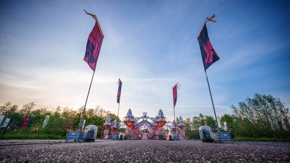 Defqon.1 at Home hardstyle event