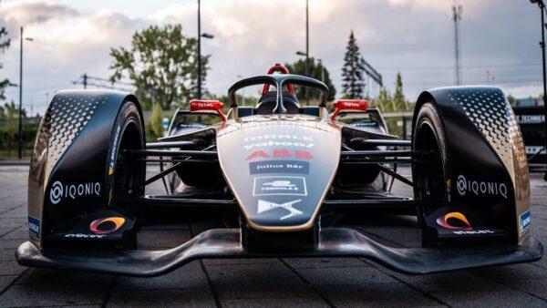Formule E racewagen1