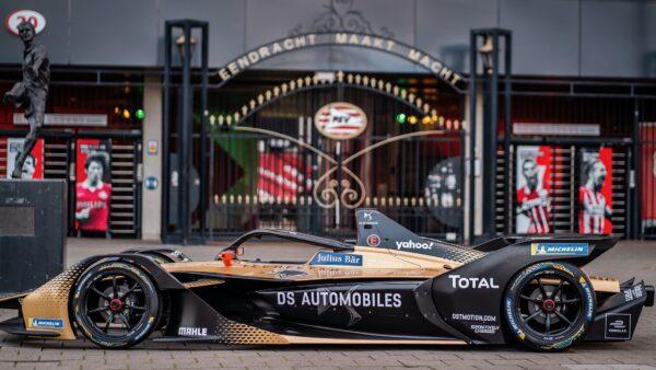 Formule E racewagen2