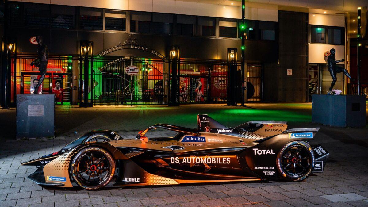 Formule E racewagen