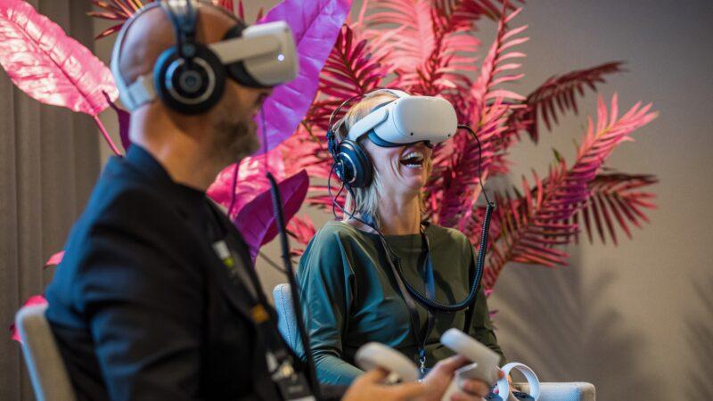Foto Sander Boer - Kamer van Elders NXT MICE re-invent VR