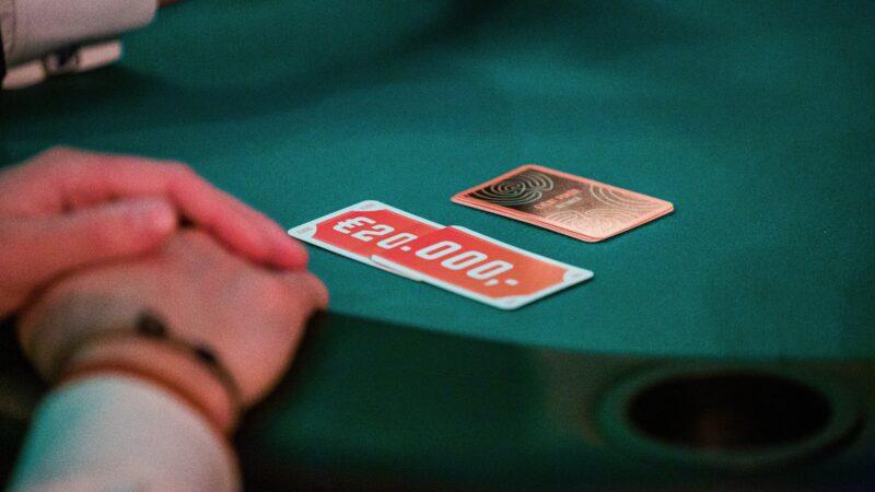 Foto Sander Boer - NXT MICE Re-Invent casino geld