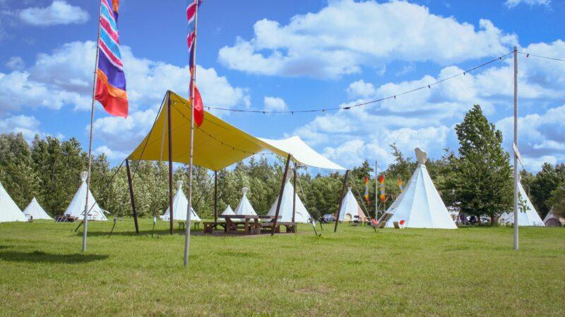 Camping de Wereld - BINK