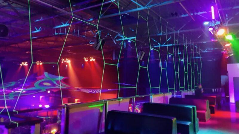Lost in Strings decoratie events met touw