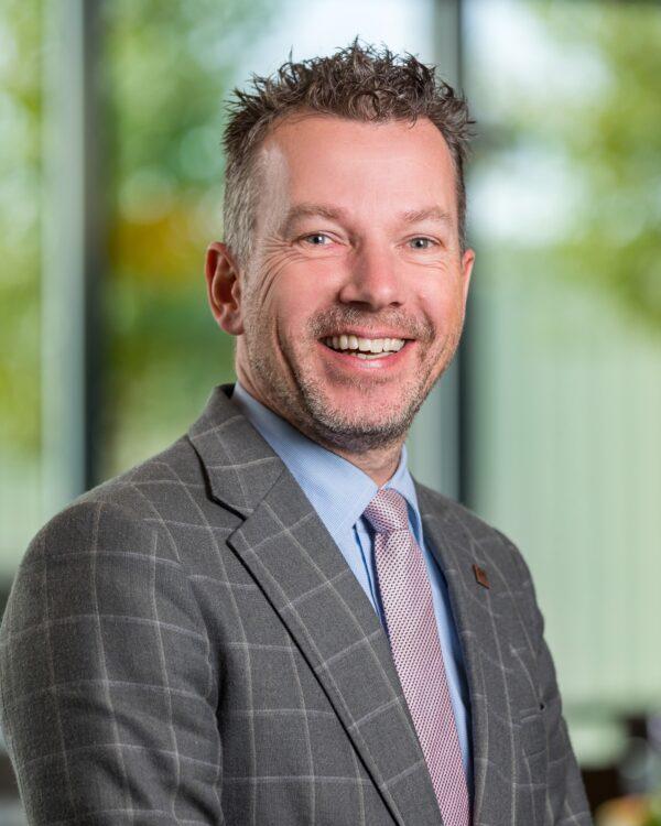 General Manager Postillion Bunnik René Sloots