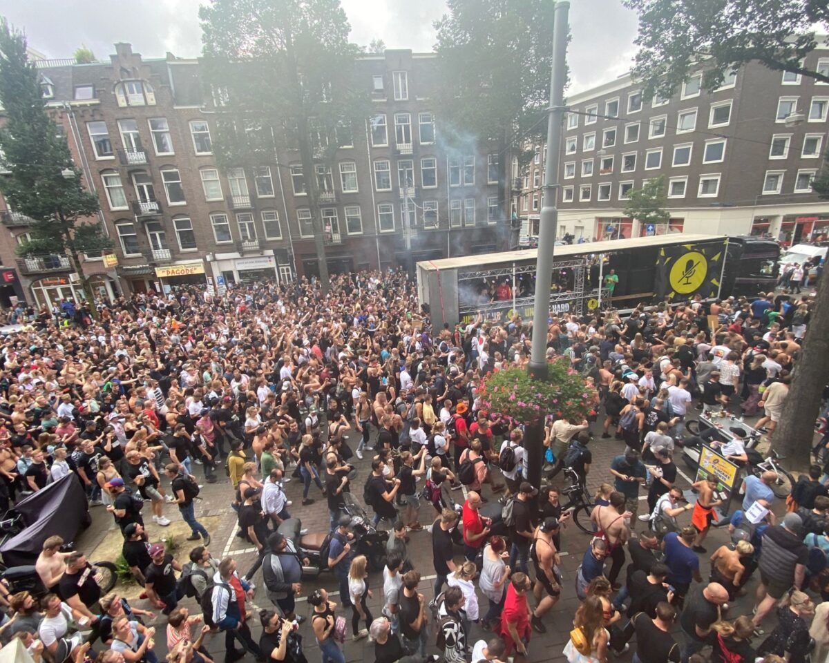 Unmute Us Amsterdam 11 september 2021