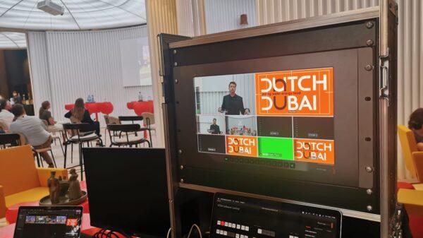 Dutch Dubai online event