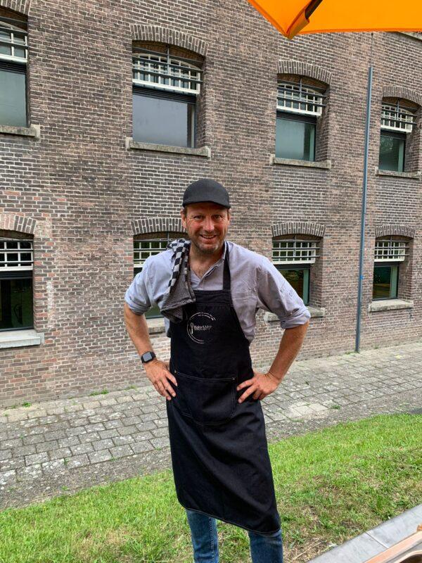 Thijs Bakx zet zich met Bakx & Meijer Catering in voor Utrechtse Uitdaging